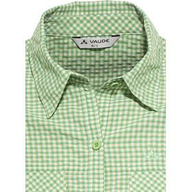 VAUDE Sura II Chemise manches courtes Femme, soft green